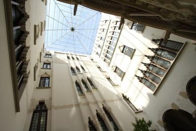 Palau Macaya de Josep Puig i Cadafalch