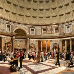 Panteón de Agripa (Roma). Fuente: Wikipedia