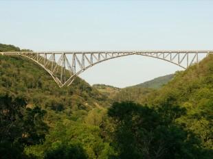 Exquisitos puentes ferroviarios