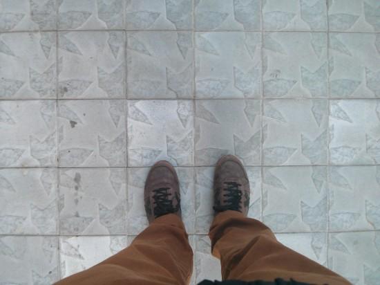 Nuevo panot diagonal