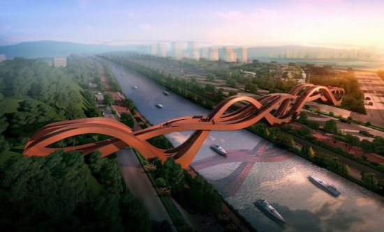 Fuente: Archdaily (http://www.archdaily.com/446800/next-architects-win-competition-for-changsha-bridge/)