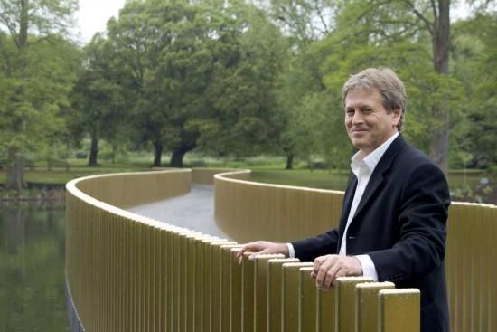 John Pawson, diseñador de la pasarela Sackler. Referencia.