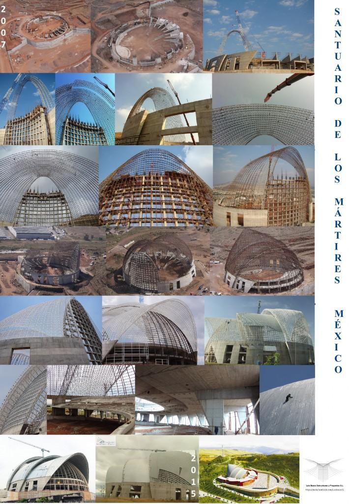 Santuario de los Mártires en México