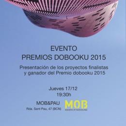 Presentación de los Premios Dobooku 2015