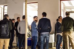 Evento de la presentación de los Premios dobooku 2015