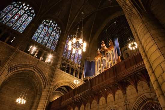 Catedral de San Juan el Divino, en Nueva York