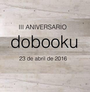 III aniversario dobooku