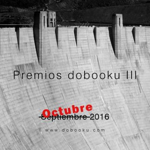 Convocatoria de los Premios dobooku 2016