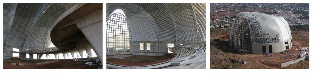 Santuario de los Mártires de México (Luis Bozzo)