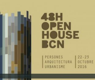48H Open House Barcelona 2016