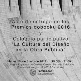 Presentación de los Premios Dobooku 2016