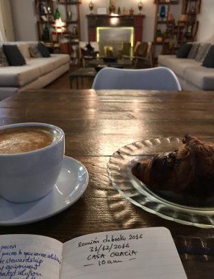 Desayuno dobooku 2016