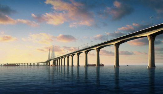 Imagen renderizada del puente. Fuente.