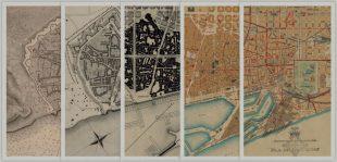 Cartografía urbana: un análisis histórico