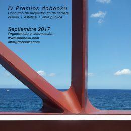 Convocatoria de los Premios dobooku 2017