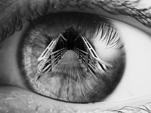 Sublimación o disolución visual en el diseño de pasarelas