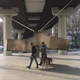 El Puente Juan Bravo en Madrid