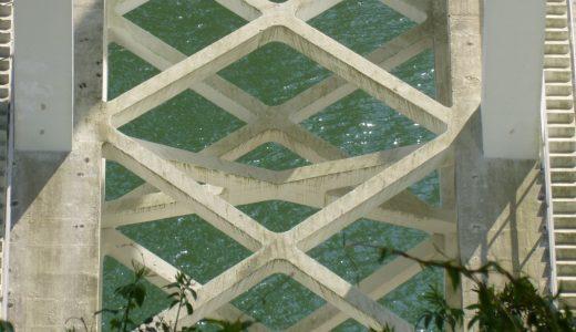 Diseño y construcción del puente de la Arrábida