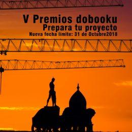 Convocatoria de los Premios dobooku 2018